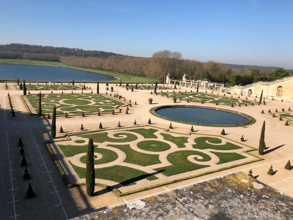 Partenaire Ecoclean services : Château de Versailles