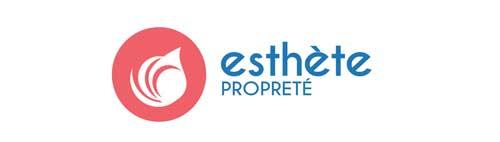 Logo Esthete Propreté