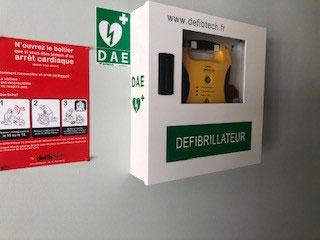Installation de defibrillateurs-Ecoclean Services